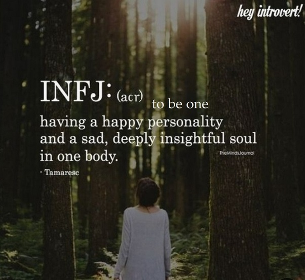 How to spot an INFJ - Quora
