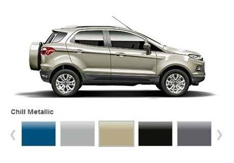 Unlike The White Color That Needs A Car Wash Everyday Plus It Keeps You Cool In Hot Days Unlike Black Color Ecosport That Bakes You In Summer Days