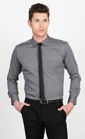 What colour of pants go with grey shirts? - Quora