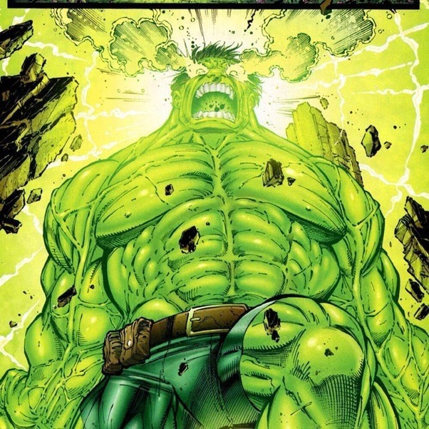 i dont care how it happens but seeing world breaker hulk versus thanos would be the best cinematic fight scene ever in my opinion i can see it now