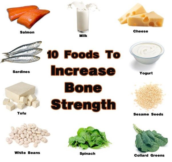 Which food should I eat to improve bone density? - Quora