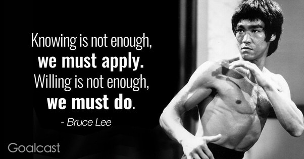 Can I use a Bruce Lee quote in my book without permission ...