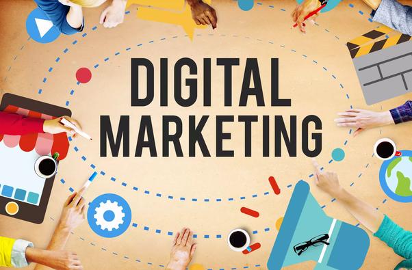 Digital marketing company,
