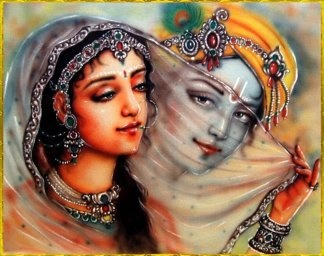 What Is The Love Story Of Radha And Krishan Ji And The Lesson We Learn From It Quora