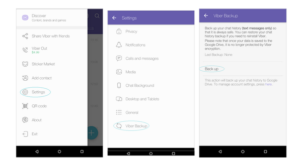 Data Recovery: How do we restore deleted Viber messages? - Quora