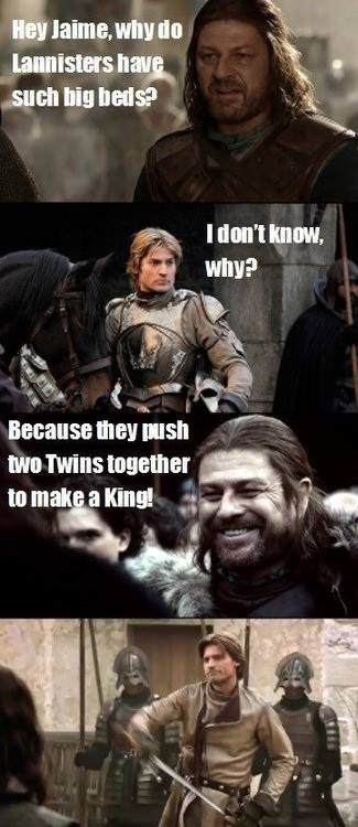 What are the funniest Game of Thrones jokes and meme ...