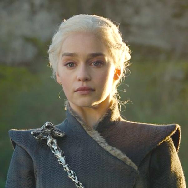 Nichameleon as Daenerys Targaryen - Nerd Ninja