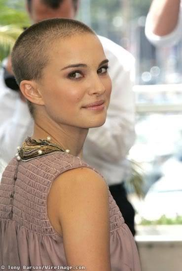 Shaved heads pictures female