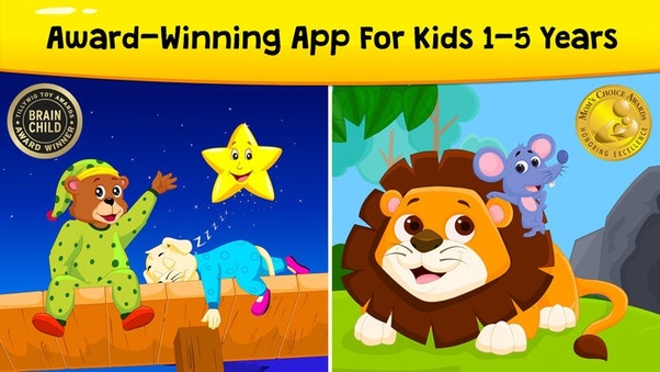 What apps and games are best for kids educational? - Quora