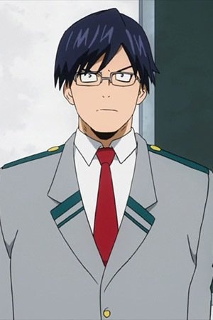 How Has Tenya Iida Changed From The Beginning Of My Hero