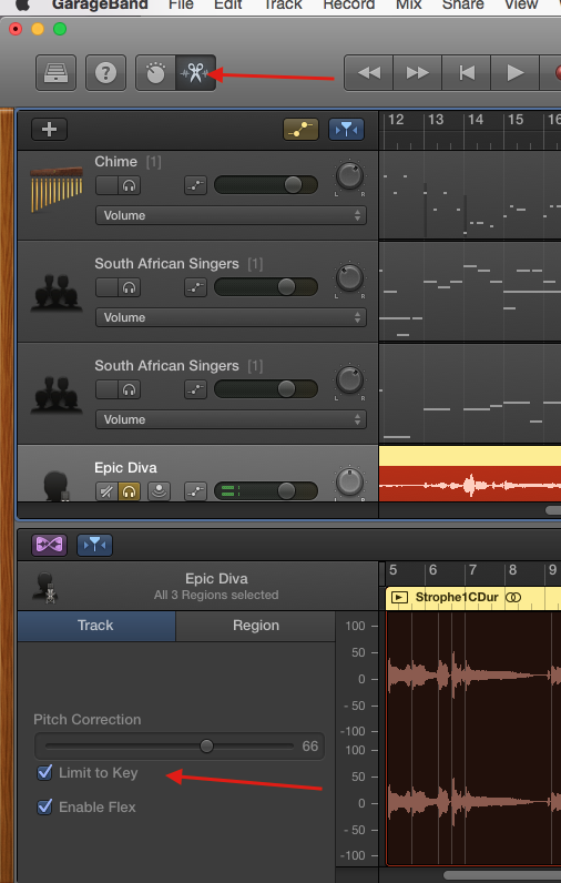 how to use auto tune in garageband quora