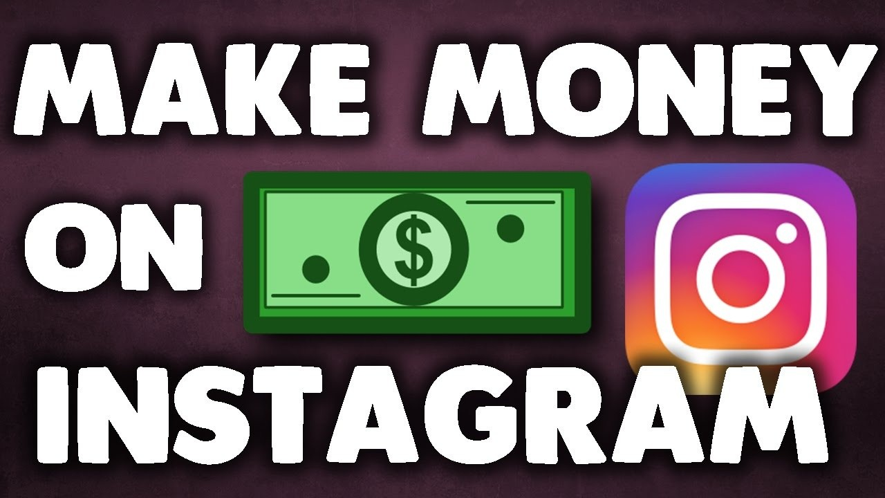 Thanks For Asking This Amazing Question I Will Tell You Today Best 3 Way To Make Money On Instagram Okay Lates Go And Dont Forget To Follow Me On