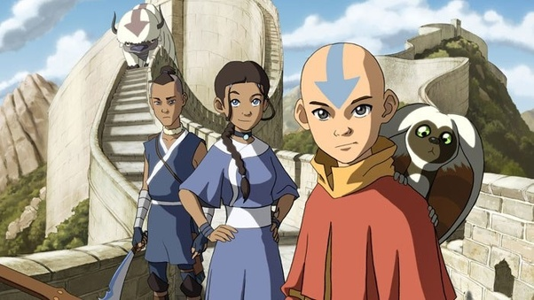 Are Avatar: The Last Airbender and The Legend Of Korra