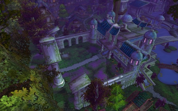 How To Get To Darnassus From Stormwind In Wow Quora