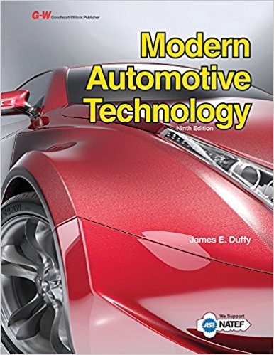 Modern Automotive Technology James E Duffy Pdf