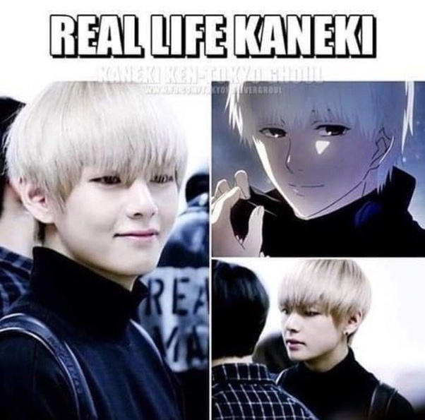 Is There A K Pop Male Idol Who Looks Like An Anime Character Quora