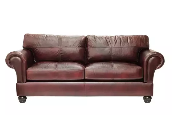 Leather Ashton Sofa With Spring Down Cushions Shown Above Is By Simplicity  Sofas.