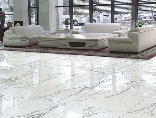 Which is preferable, marble flooring or vitrified tiles ...