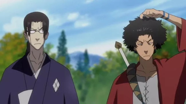 Action Adventure Anime Based On The Edo Period Of Japan Which Began In 1603