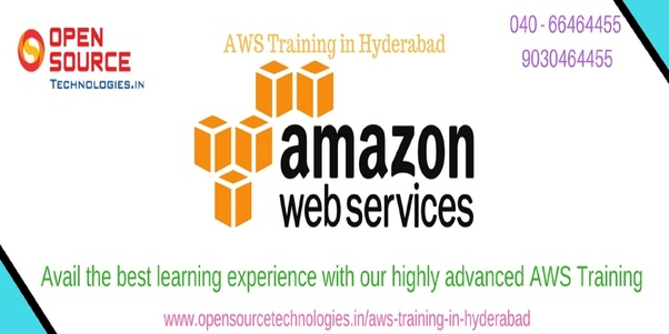 How much does Amazon web services training cost? And which