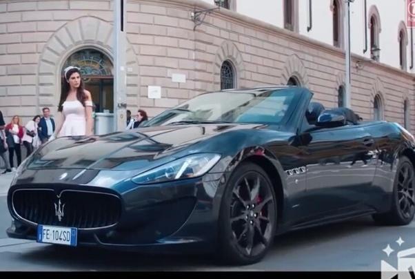 Maserati made in