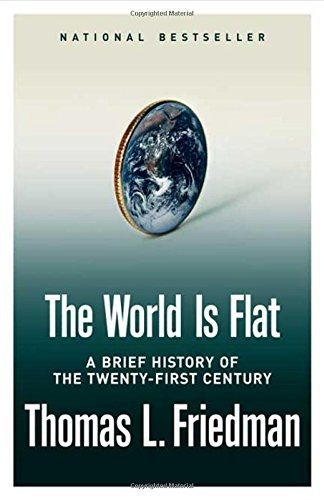 the world is flat part ii essay The flattening of the world has brought equal opportunities for developing countries to garner a share of the global economic pie this is the power of a flat world almost any activity can be outsourced to a country where the same thing can be done at half the cost without any compromise on quality.