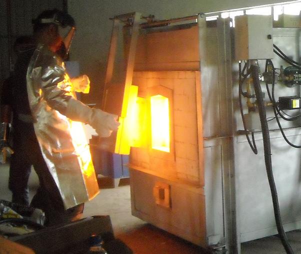 how to melt glass bottles quora