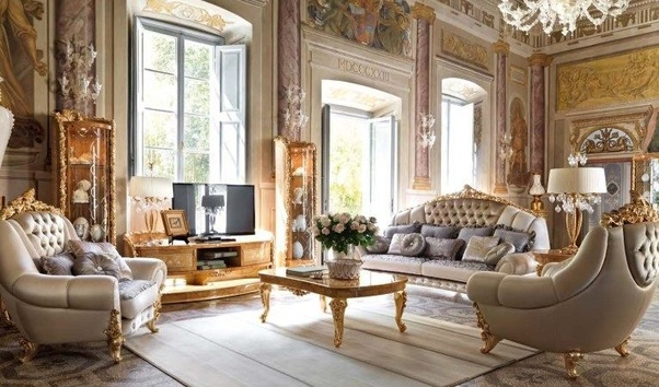 If you like antique and classic, but want a more tamed design, AGOSTINI  MOBILI is the brand for you. They are specialized in wooden furniture and  they make ... - I Love The Look Of Antique Furniture, But Would Prefer To Get Brand