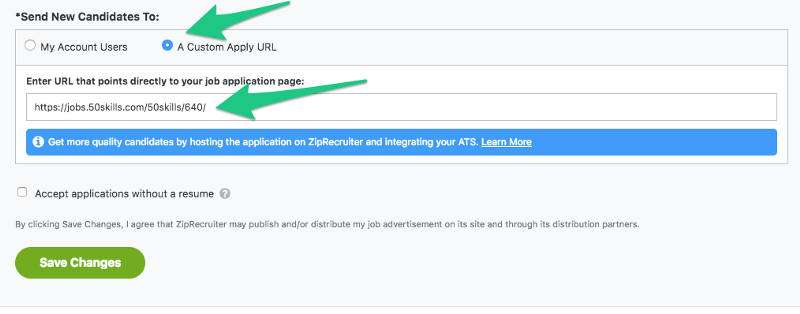 How to connect our ATS with ZipRecruiter - Quora