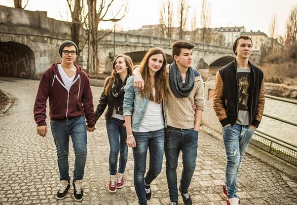 Teens russian