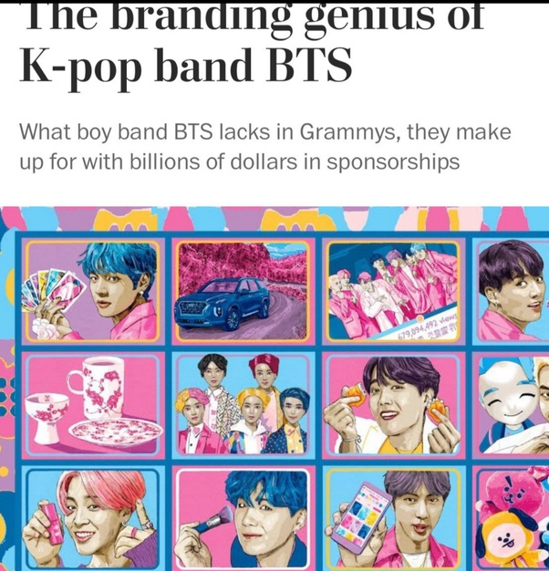 What are some unpopular opinions you have about BTS? - Quora