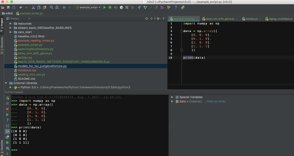 Run Script From Python Console Pycharm Pycharm console input