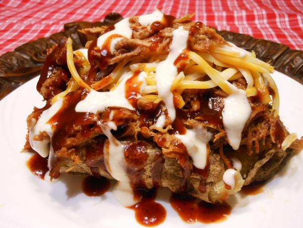 What Do You Put Inside A Baked Potato Quora