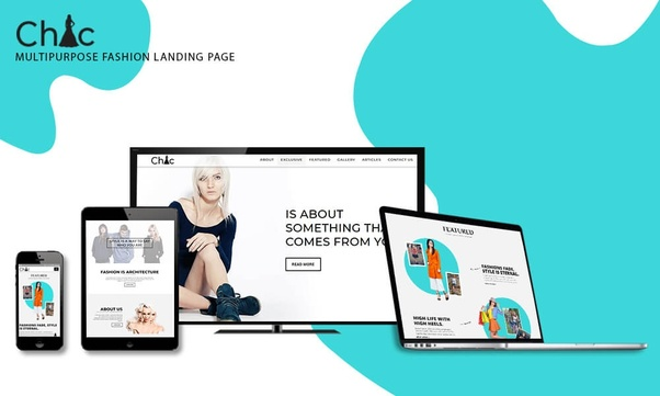 Can you recommend website templates specifically built for ...