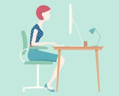 What exercises can i do while working at my desk to avoid back pain but this isnt the correct way of sitting now the next pic has nothing to be explained you have to observe every change and posture management yourself solutioingenieria Gallery