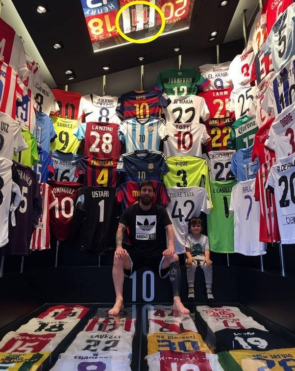 What do soccer players do with the jerseys exchanged after a game ...