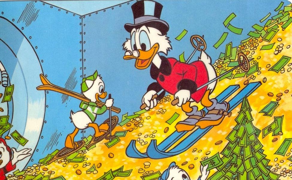 Christmas Carol Scrooge Mcduck.What Is Scrooge S Character Quora