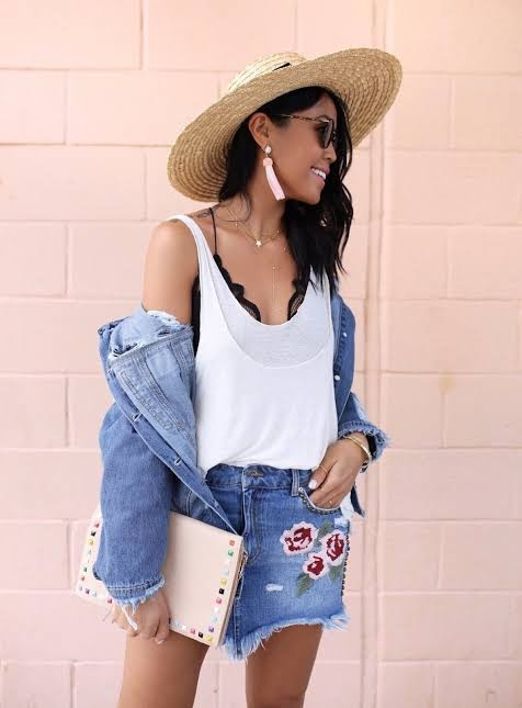 How To Style My Denim Jackets Quora
