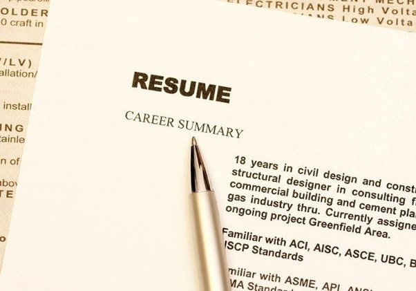 What Are Components That Should Be Found On A CV Of New Graduated Medical  Student?   Quora