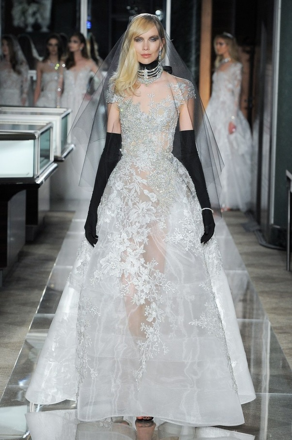 What kind of wedding dresses are in fashion? - Quora
