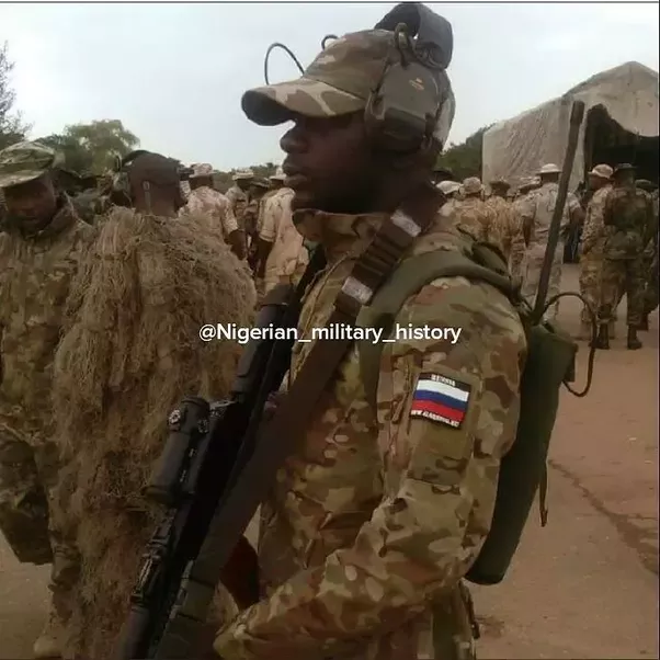 How bad is the Nigerian military? - Quora  Nigerian Army Special Forces