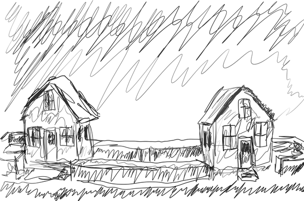 Is It Possible To Draw 2 Houses Without Lifting Your Pencil Quora