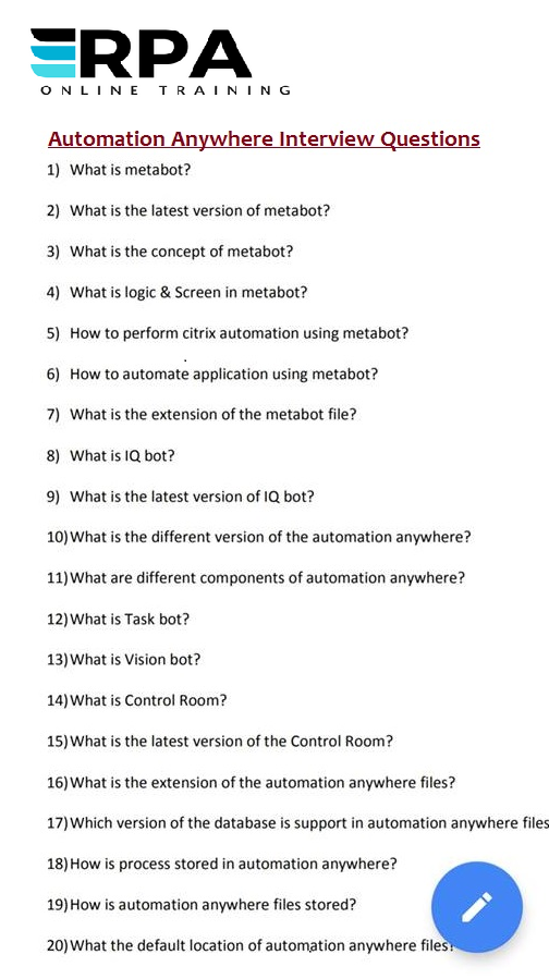 Database Interview Questions And Answers Pdf