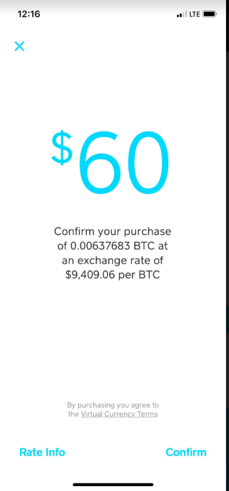 Has anyone ever used the cash app by square to purchase bitcoin quora note you need to attach drivers license for withdrawal wanted to get couple more of etc ccuart Choice Image