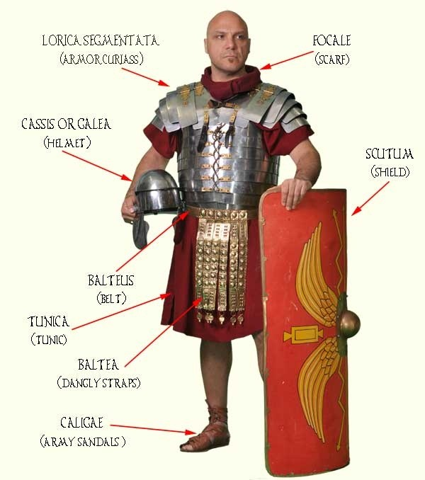 The primary protection of a Roman legionary is his shield formed together with the other legionaries into a shield wall. The second protection was its ...  sc 1 st  Quora & How u0027goodu0027 was the Roman legionary armor (Lorica Segmentata)? - Quora