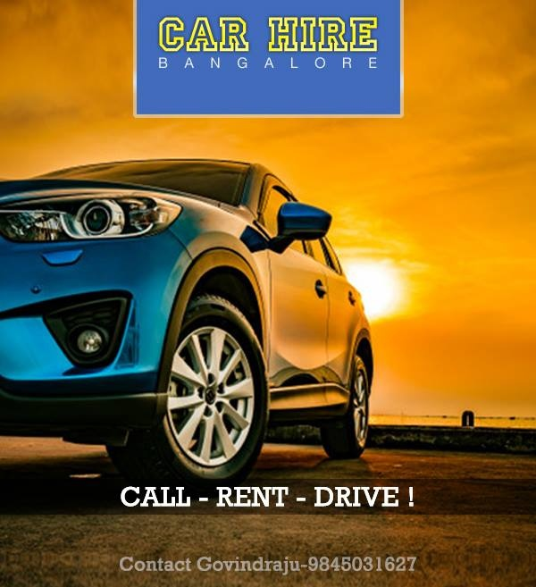 Hire Car In Bangalore: Which Is The Best Self-drive Car Rental Service In Mumbai