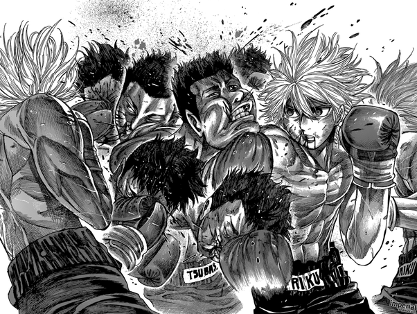 What Is The Best Manga About Martial Arts Quora