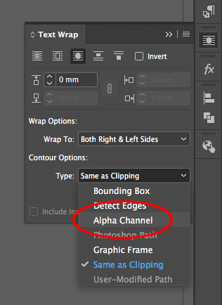 How to wrap text around an image in indesign quora with the object selected go to the text wrap options window select wrap around object shape with that selected look further down and youll see contour publicscrutiny Choice Image