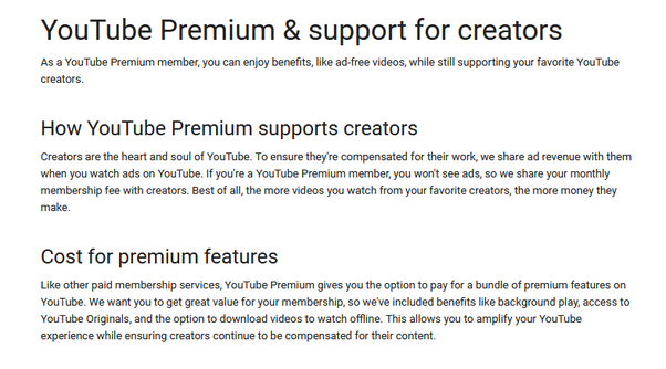 What is YouTube paid membership? - Quora