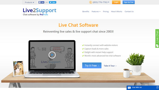 With Live2Support, you get a simple ready-made code for adding an embedded live  chat service on your website. You just need to copy page this code to the  ...